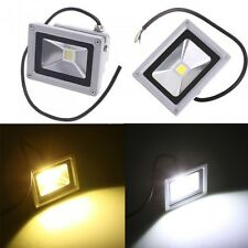 10W/20W/30W LED Flood Light Outdoor Landscape Garden Wall Lamp Warm/Cool White