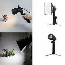 Mini Studio Video LED Light  Lamp 5800K/3800K With Tripod Stand + Softbox Kit