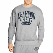 Champion Mens Heritage Fleece Crew Champion Mens Herita