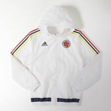 COLOMBIA ADIDAS ORIGINAL Jacket ALL-WEATHER White Soccer Football - M62825