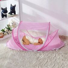 Baby Summer Princess Mosquito Bed Soft Pillow Tent Foldable Travel Tent Crib Hot