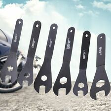 13mm 14mm 15mm 16mm 17mm 18mm Cone Spanner Wrench Spindle Axle Bicycle Tool New