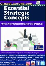 Essential Strategic Concepts - Chess Lecture - Volume 171 Chess DVD