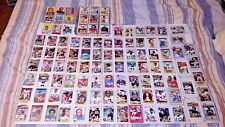 1960's 1970's 1980's Vintage Topps Football Card Lot 230 Simpson Payton Rookie