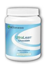 Nutra Biogenesis - UltraLean, Chocolate, 1 lb 6.4 oz, Damaged Outside Seal