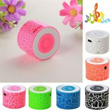 Mini Portable Stereo Bass MP3 Music Player Wireless Speaker Support TF Card