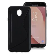 """Protective Cover for Samsung Galaxy J7 Pro 5.5 """" TPU Silicone Flip Case"""