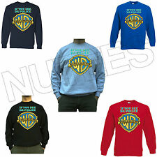 If You See Da Police,Warn A Brother Hip Hop Music Sweatshirt Jumper All Colours