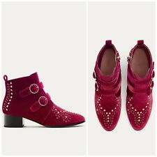 PULL&BEAR ZARA GROUP Studded fashion ankle boots 5225/211