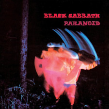 Paranoid -  Black Sabbath - Vinyl LP - New