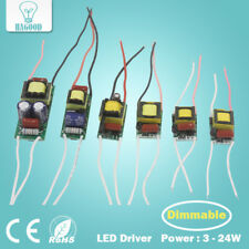 3W-24W Dimmable LED Driver Power Supply Adapter for Led Lamp Panel Ceiling Light