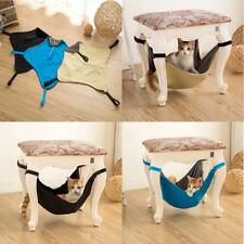 Comfy Hammock Bed for Small Animals Indoor Hanging Hammock Under Chairs Table