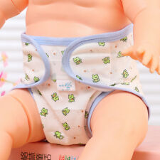 1PC New Pack Cartoon Printing Reusable Washable Baby Cloth Diapers One Size