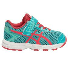Asics GT 1000-4 TODDLER BOYS SHOES, BLUE/PINK*Japan Brand - Size US 4, 5, 6 Or 8