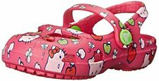 crocs 200120-640 Shayna Hello Kitty Apple Mary Jane (Toddler/Little