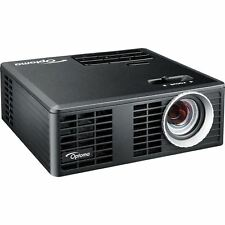 Optoma ML750 WXGA 700 Lumen 3D Ready Portable DLP LED Projector with MHL Enabled