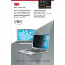 "3M Privacy Filter for 15"" Standard Laptop Black, Matte - For 15""LCD Notebook (PF"