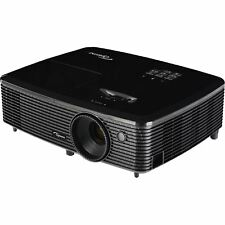 Optoma HD142X 3D DLP Projector - 1080p - HDTV - 16:9 - Ceiling, Front - 195 W -