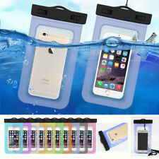 Waterproof Underwater Pouch Dry Bag Case Cover Armband For iPhone HTC Cell Phone