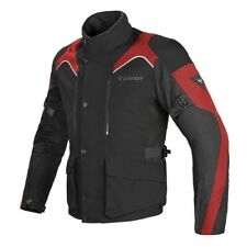 Motorcycle Textil Jacket DAINESE TEMPEST D-DRY / black/red - ALL SIZES!