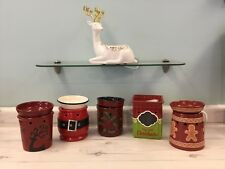 @@LOOK@@ Retired NIB Scentsy Christmas Holiday Warmer - you pick your warmer