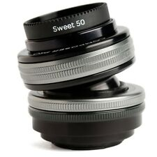NEW LENSBABY COMPOSER PRO II WITH SWEET 50 OPTIC FOR MICRO 4/3