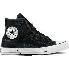 Converse Chuck Taylor All Star Sequin Hi Midnight Indigo Textile Trainers Shoes