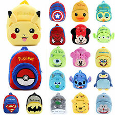 Kids Toddler Cartoon Lovely Backpack School Bag Small Shoulder Bag Travel Bag