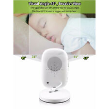"""3.2"""" Color Security Camera Wireless Video Baby Monitor Talk Night Vision Music"""