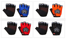New Sports Cycling Bicycle Bike Gel Half Fingers Fingerless Gloves Kid/Adult Hot