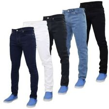 New Mens G72 Zip Fly Stretch Slim Fit Denim Jeans Cotton Trousers Pants