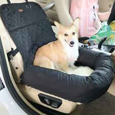Deluxe Dog Car Seat Protector Functional Pet Dogs Cats Booster Car Seat Carrier