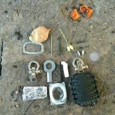 New Outdoor Survival Kit 550 Paracord Weave Survival Tools Fishing Key Chain