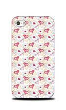 LOVE HEART VALENTINE PATTERN 9 HARD CASE COVER FOR APPLE IPHONE 4 / 4S