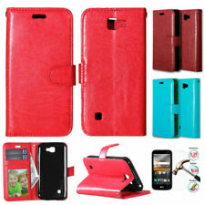 New Wallet Flip PU Leather Phone Case Cover Skin For LG K3 LS450 K7 Tribute 5 K8