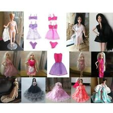 Handmade Party Dress Clothes Gown Underwear Set for Barbie Doll Jenny Kurhn Doll