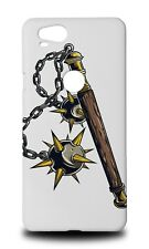 WEAPONS DRAWING MACE HARD CASE COVER FOR GOOGLE PIXEL 2