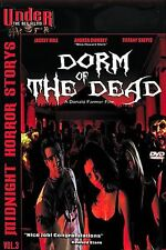 Dorm of the Dead (DVD, 2007) Under the Bed Films, Jackie Hall, NR, OOP