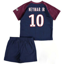 New Kids Football Soccer Jersey Kids Short Sleeved Suit Good Quality