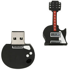 Cool Electric Guitar Shape USB Memory Stick Flash Pen Drive Cartoon U Disk