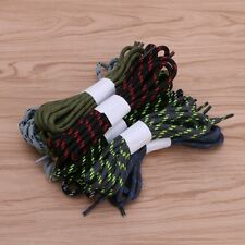 Men Women Round Hiking Walking Athletic Boot Laces Sport Shoe Laces String