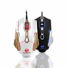 Optical Wired USB Gaming Mouse For Laptop Computer PC Gamer A pple Macbook Pro