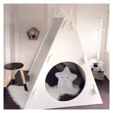 NEW TEE PEE CUBBY HOUSE - WOODEN - QUALITY AUSTRALIAN MADE
