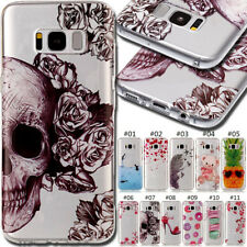 For Asus  Samsung Galaxy Slim Clear Soft Silicone TPU Rubber Gel Back Case Cover