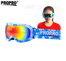 Winter Outdoor Sport Snow Goggles Skiing Skating Glasses UV protection Windproof