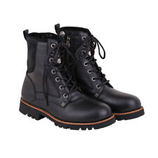 Men's Black Classic Lace Up Boots by Indian Motorcycle® 2863960