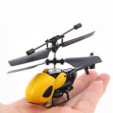 Mini Radio Remote Control Aircraft 3.5CH RC Airplane Helicopter Kids Toy
