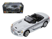 Bburago Dodge Viper SRT-10 1/24 Diecast Car Model