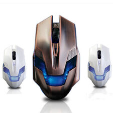 2000 DPI 6Buttons Backlit USB Optical Wired Gaming Mouse For Gamer Ergonomic