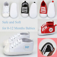 Cool Soft Crib Toddler Shoes Infant Baby Girl Boy Xmas Gifts 0-12 Months